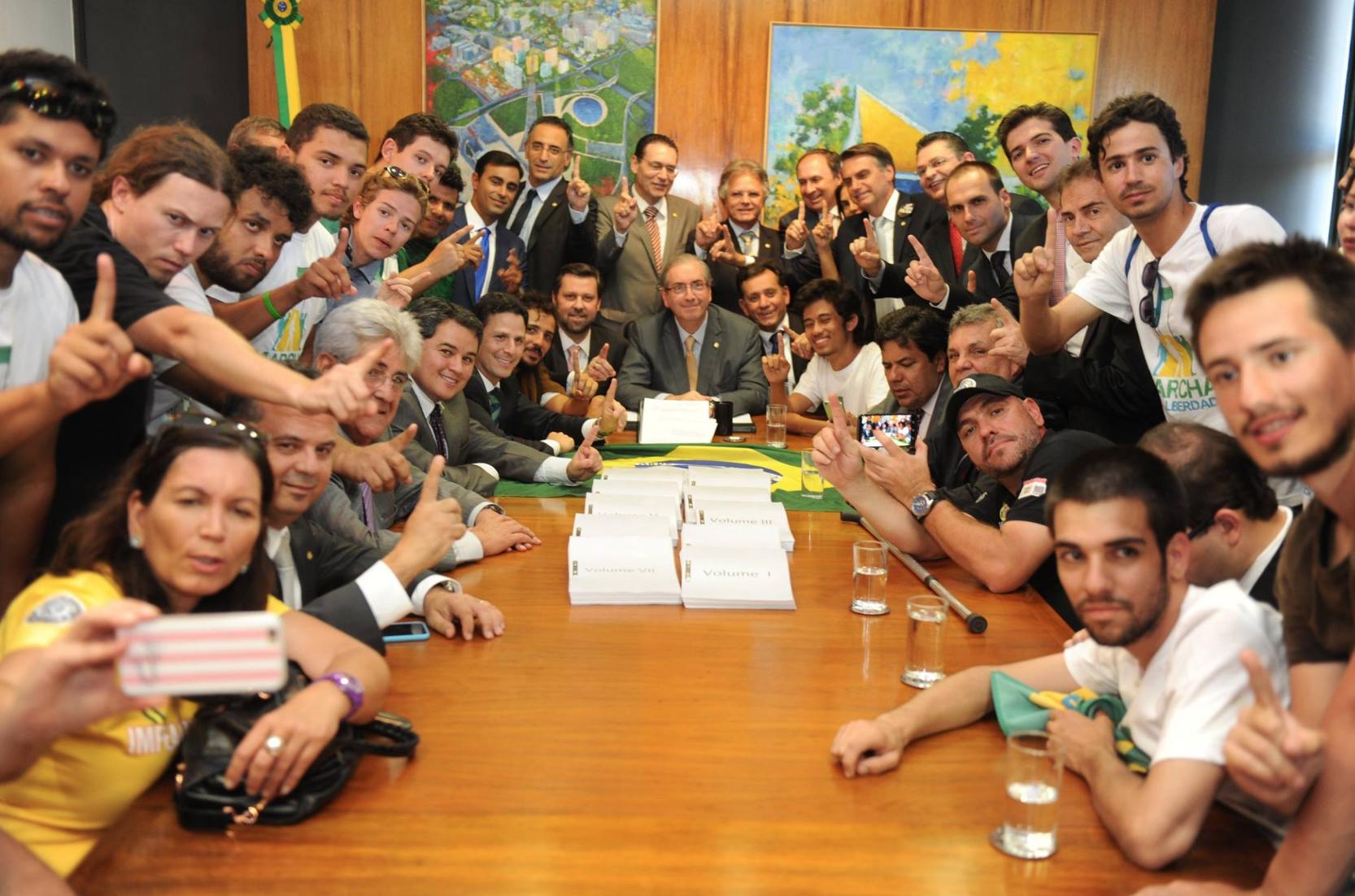 Dilma: Moro não pode negar que protegeu Cunha, o principal operador do impeachment