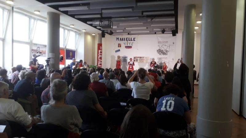 """Em Berlim, Frente Internacional contra o Golpe conclui, sobre Bolsonaro: """"Será uma longa travessia do deserto"""""""