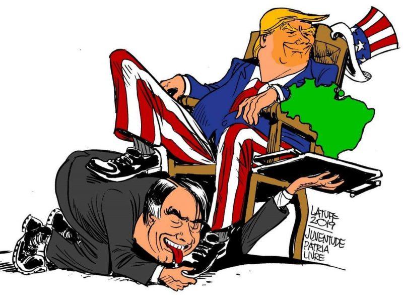 Marcelo Zero, sobre o 'novo' acordo de Alcântara: EUA podem tudo, Brasil, nem crachá para entrar