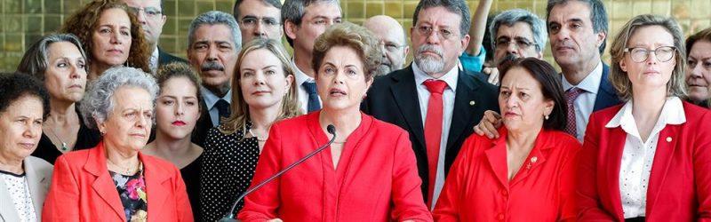 """Dilma: Palocci é """"mentiroso contumaz"""" e farsa da Lava Jato aplica a tática da """"intimidação"""" para sair da defensiva"""