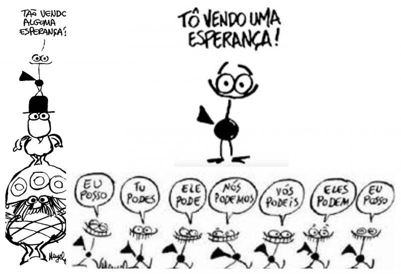 Lula, você  é nosso Graúna; está sempre vendo esperança quando ninguém vê