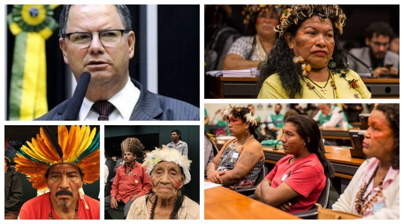 Cimi alerta: Projeto que legaliza exploração de terras indígenas por ruralistas pode ser votado na Câmara; vídeo e áudio