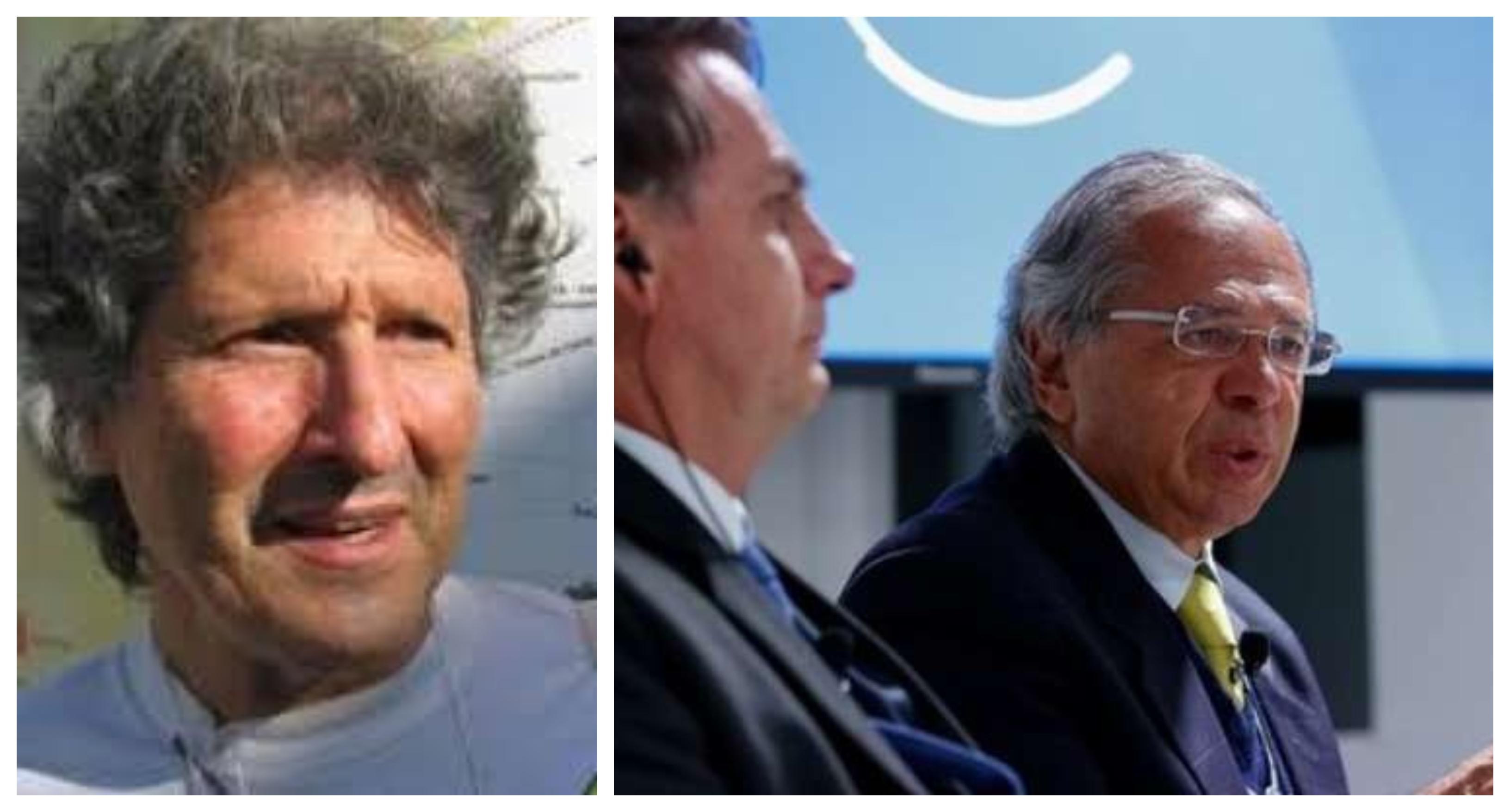 """Marcos Arruda desmascara a """"crise"""": Paulo Guedes, temos dinheiro, sim! E para já, não em 10 anos!"""
