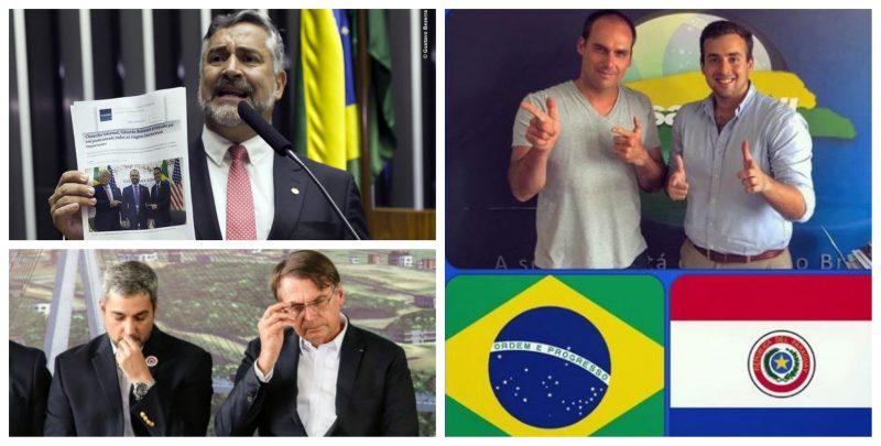 """Pimenta desafia Eduardo Bolsonaro a responder sobre Itaipu: 'Denúncias gravíssimas para beneficiar empresa ligada à família"""""""