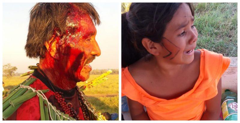 Sem ordem judicial, PM de MS ataca 500 indígenas do povo Kinikinau; havia crianças e idosos; veja vídeos