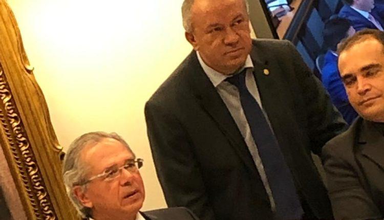 Evilázio Gonzaga: Paulo Guedes promete guerra a Paulo Guedes