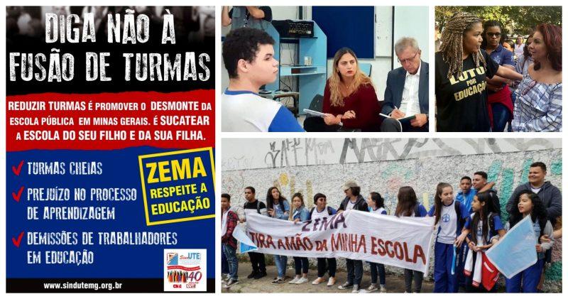 Beatriz Cerqueira: Governo Zema está destruindo a escola pública em Minas; vídeo