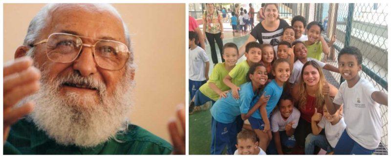 Beatriz Cerqueira: Venha construir conosco uma publicação inteirinha sobre o mestre Paulo Freire!