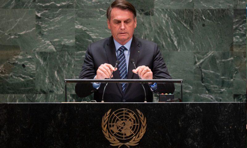 Pimenta: Na ONU, Bolsonaro mostra ao mundo a essência do capitão-presidente