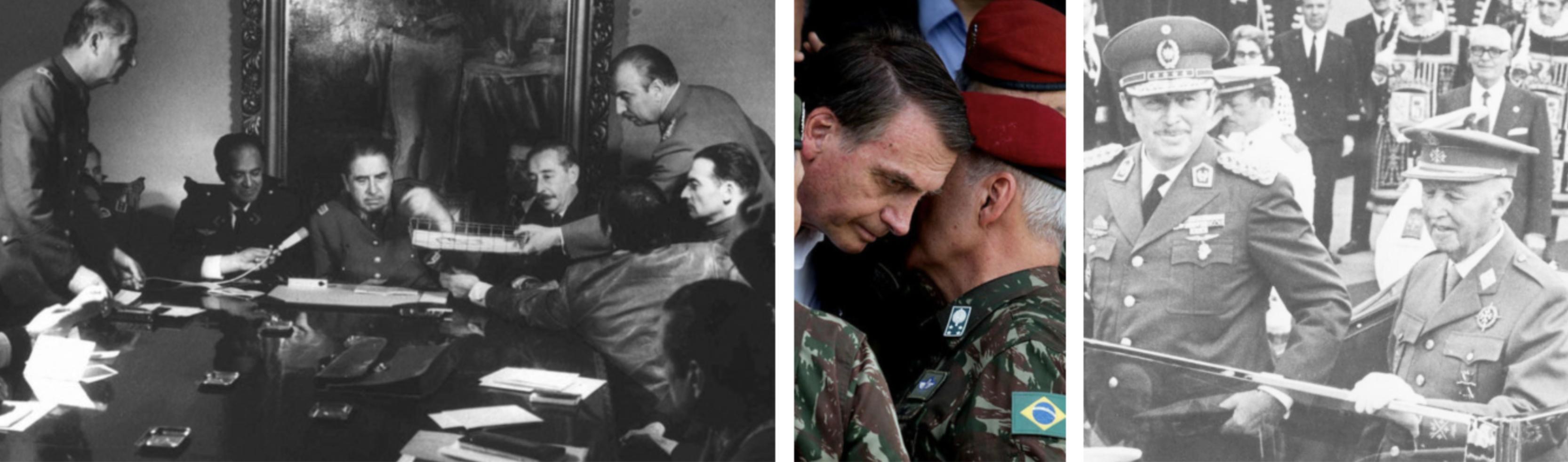 Bolsonaro agora passa vergonha no Chile, depois de elogiar governo assassino de Pinochet; vídeo