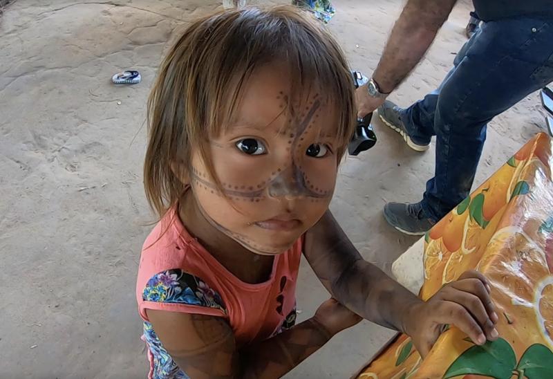 No vale do Tapajós, os Munduruku pedem socorro; vídeo