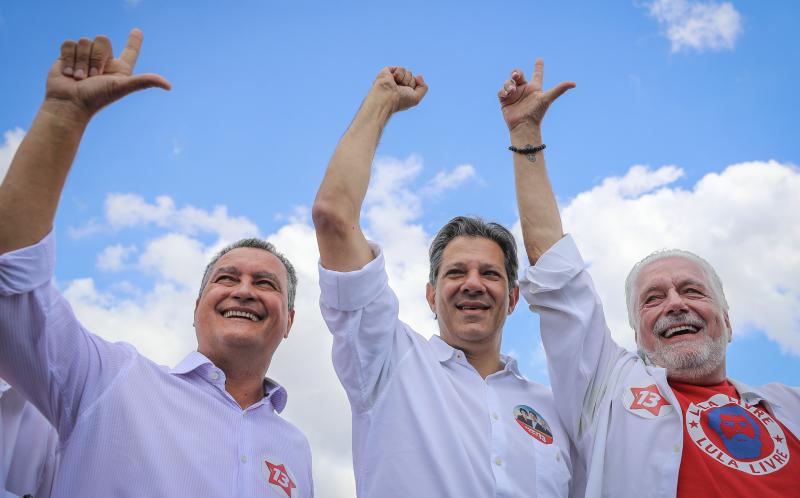 """Jaques Wagner diz que nota do PT contra Rui é """"descabida"""" contra quem deu tantos votos ao partido; leia a íntegra e ouça resposta do senador"""