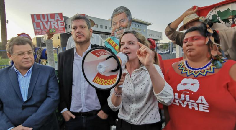 """PT: Carrascos de Lula agora se apresentam como """"defensores da lei"""""""