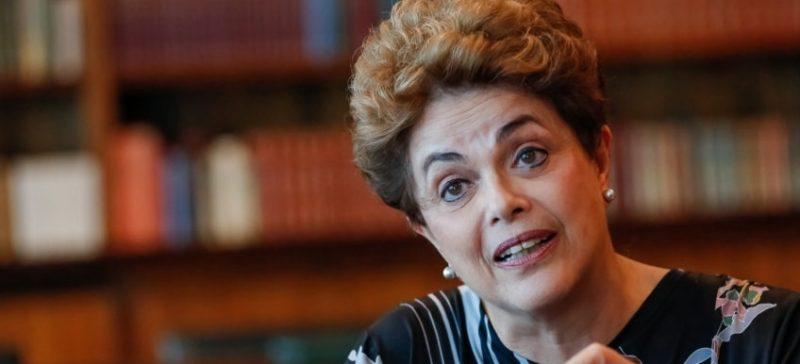 Dilma: Rodrigo Maia não tem compromisso com o povo brasileiro, mas com os mais ricos do País