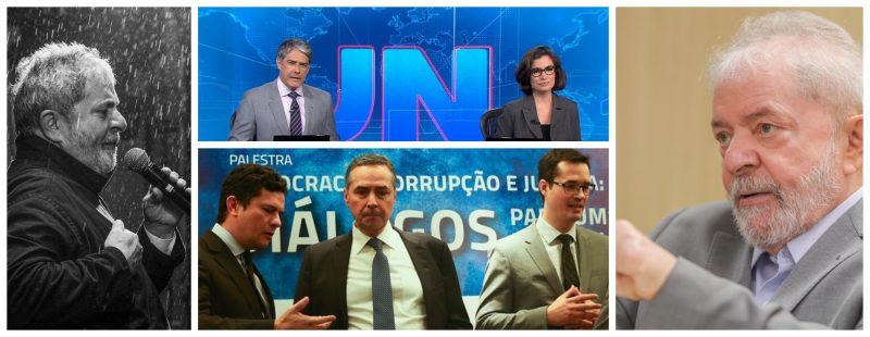 Eliara Santana: Jornal Nacional dá 253 segundos para Barroso defender Lava Jato e 7 segundos para Gilmar Mendes