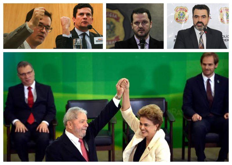 PT entra com notícia-crime no STF contra Moro, delegados e procuradores da Lava Jato; veja íntegra