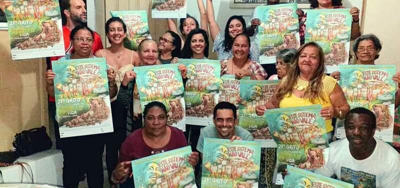 Neste sábado, todos os protestos contra a destruição do Brasil juntam-se no Grito dos Excluídos