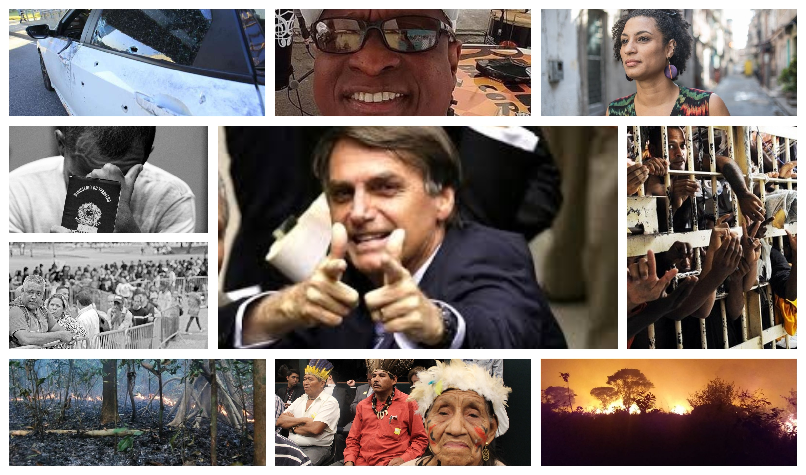 Deputados apresentam na ONU relatório sobre violações de direitos humanos no Brasil em 2019; leia íntegra