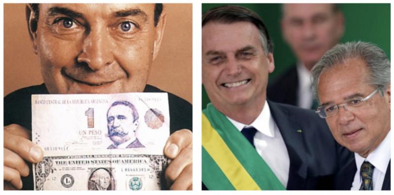 Zé Maria, leitor do Viomundo: Seria Guedes o Domingo Cavallo* brasileiro?