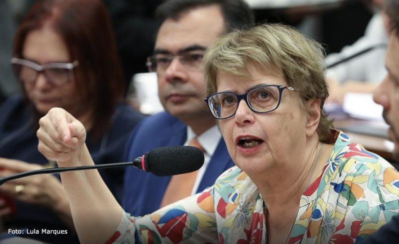 Margarida Salomão vai pra cima do WhatsApp e quer evitar esbórnia das fake news de 2018 nas eleições do ano que vem