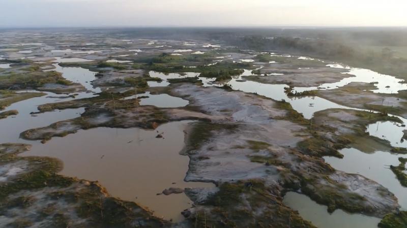 Peru: Emergência nas águas
