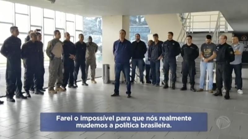 Paulo Guedes faz a política econômica para jogar brasileiro na rua contra Bolsonaro, que fala em golpe dos PMs
