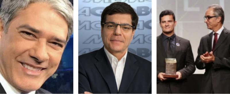 Depois do MPE desmentir porteiro, deputado pede Bonner, Kamel, Schroder e Marinho na CPI das Fake News; veja a íntegra