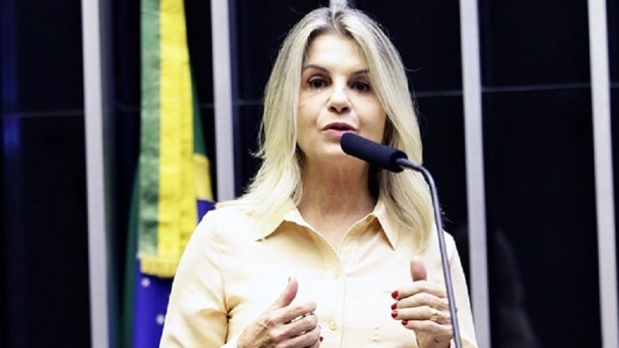"""Deputada do PSL afirma que 15% dos candidatos do partido em 2018 eram laranjas: """"Ninguém aqui é santo""""; vídeo"""