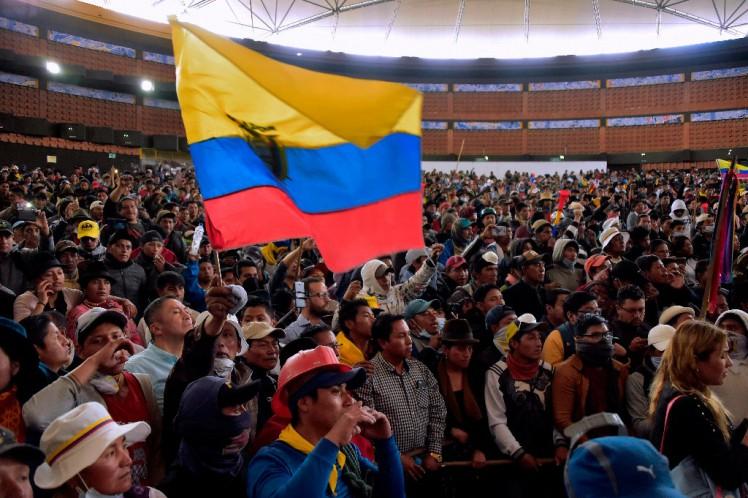 Francisco Hidalgo Flor: Onde está a novidade da crise no Equador que obrigou Moreno a mudar a sede do governo?