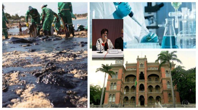 Fiocruz põe toda a sua estrutura científica para apoiar governos e  populações atingidas por vazamento de óleo no Nordeste