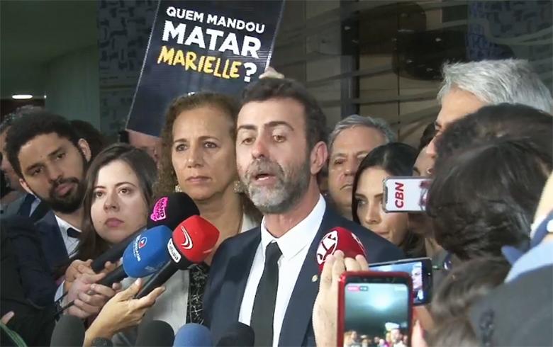 Freixo comanda resistência à interferência de Moro para blindar família Bolsonaro