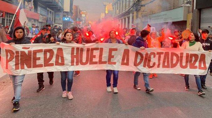 Mariana Serafini: Chile em chamas; chegou a hora de cobrar a fatura de três décadas de neoliberalismo