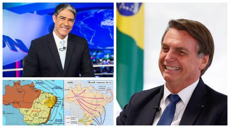 "Eliara Santana: JN passa pano para Bolsonaro; comemora 80 vagas de emprego e alimenta ideia do ""despejo criminoso"""
