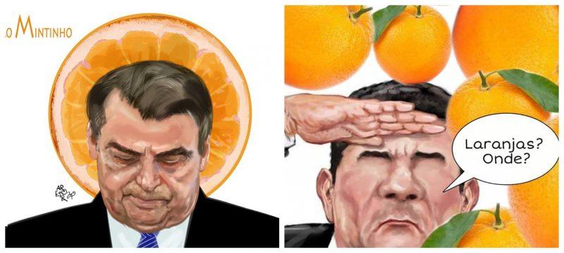 Lula, será que Bolsonaro e as crias dele querem aumentar o laranjal?