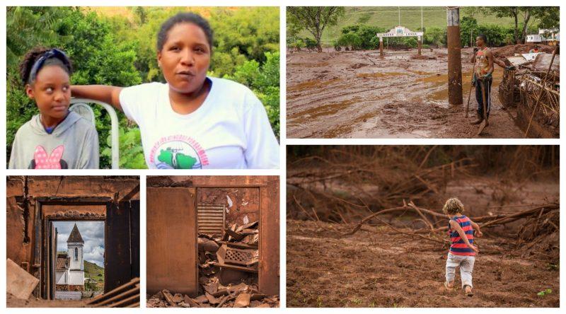 Tragédia de Mariana: 4 anos depois, nenhuma casa construída nos reassentamentos; vídeos