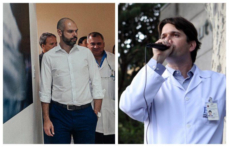 Presidente do Sindicato denuncia: Covas abandonou o Hospital Sarah; há quatro meses atua com metade dos médicos