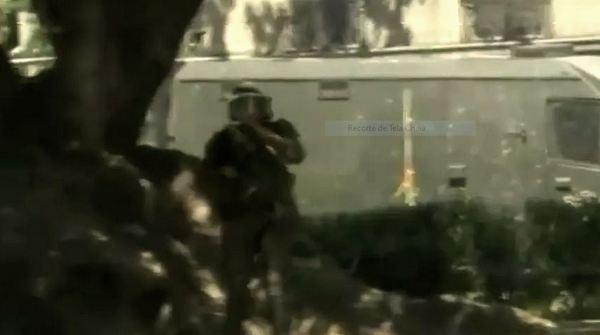 Chile: Repressão violenta aumenta; exército atira em cinegrafista da TeleSUR durante transmissão ao vivo; vídeo