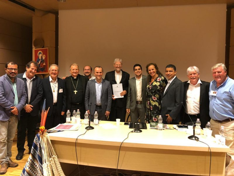 Deputados denunciam na Itália ataques do governo Bolsonaro aos povos da Amazônia; leia dossiê