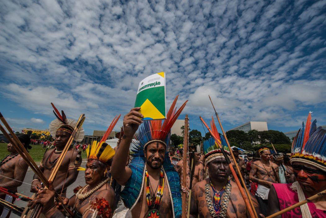 Indígenas do Pará e Amapá denunciam hoje em Brasília invasões e assassinato de Paulino Guajajara