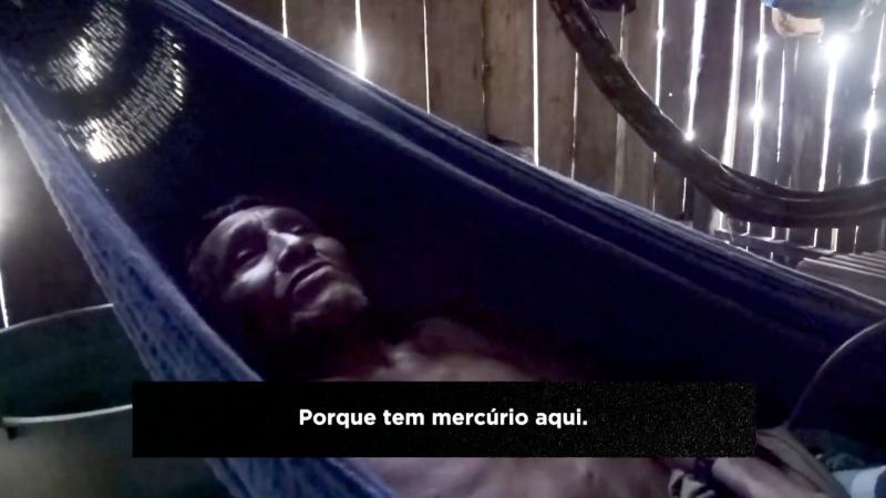 Mercúrio: O drama dos Munduruku