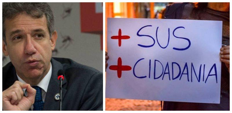 2º Fórum Social Baixada Santista debate nesta tarde Defesa do SUS e do direito à saúde