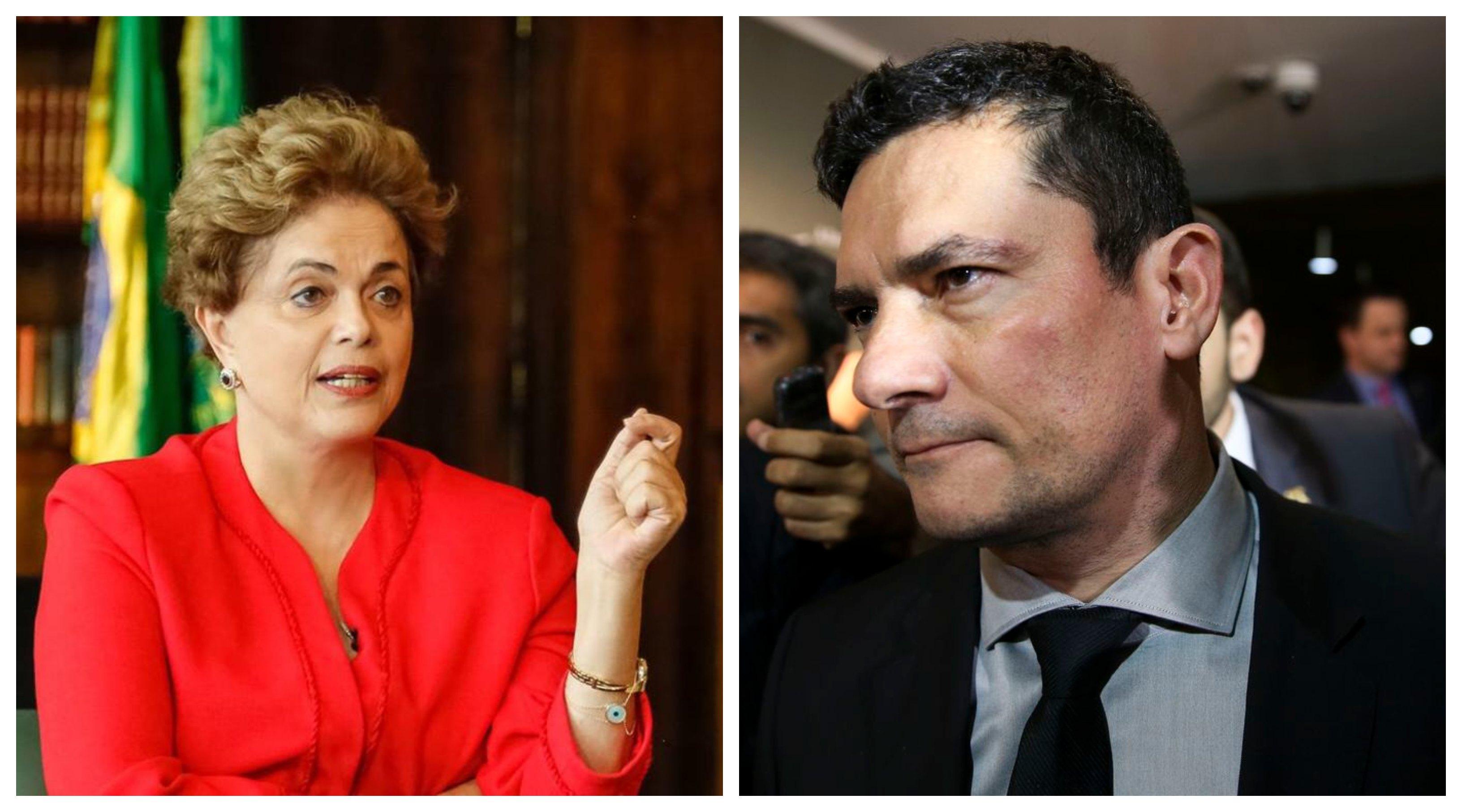 """""""Estarrecedora a notícia de que a PF pediu a prisão da ex-presidenta Dilma; visível abuso de autoridade do ministro Sérgio Moro"""""""