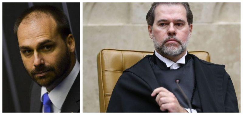 Jeferson Miola: Toffoli, por que te calas diante do violento crime de Eduardo Bolsonaro?