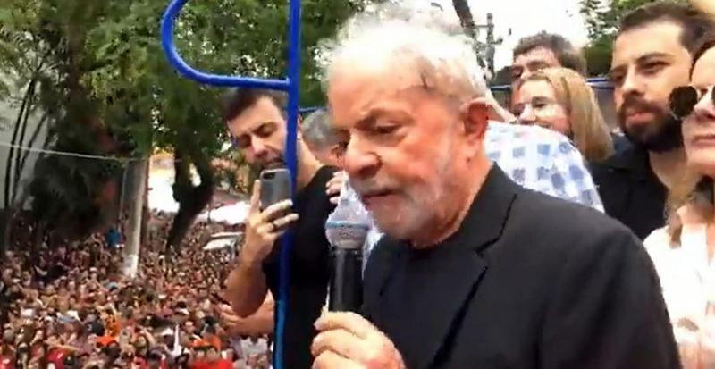 Lula: Ao formar frentão, PT não pode esquecer da trama da Globo com Moro e do golpe contra Dilma Rousseff; vídeo