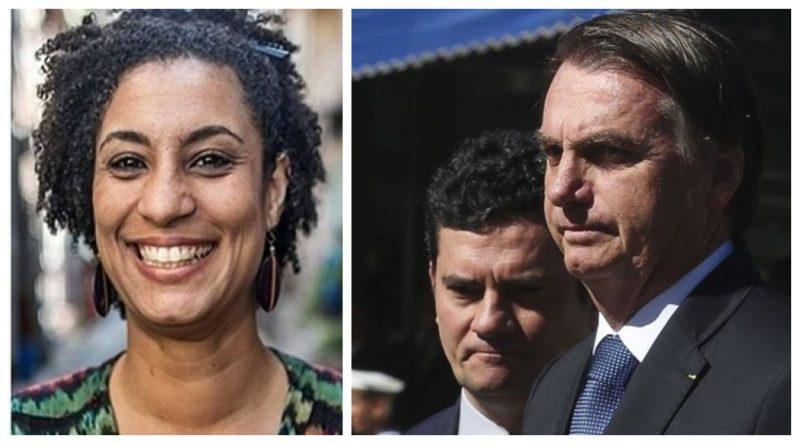 Lula, o Moro fala em federalizar o assassinato da Marielle. Pra quê? Acobertar mais os mandantes?!