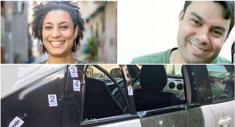 Assassinato Marielle-Anderson: Oposição protocola notícia-crime no STF contra Jair Bolsonaro, Carlos e Moro; leia íntegra