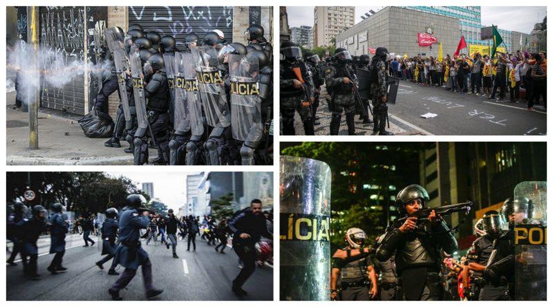 Instituições de 21 países alertam: Isentar de responsabilidade penal forças policiais que atuam de forma abusiva é retrocesso à democracia