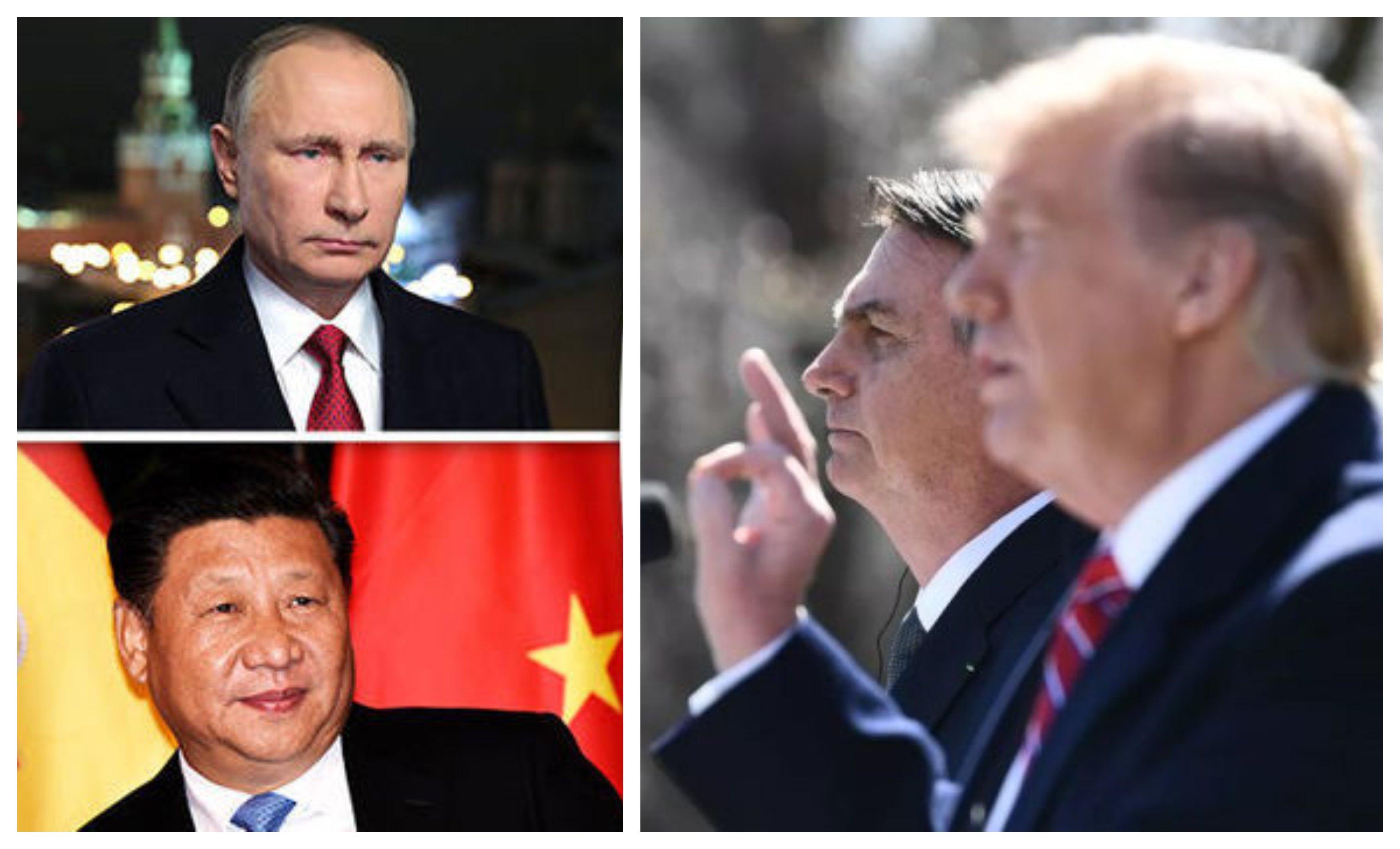 Marcelo Zero: Por ordem de Trump, governo Bolsonaro viola Convenção de Viena, apoia ato criminoso e dá um tapa na cara dos BRICS