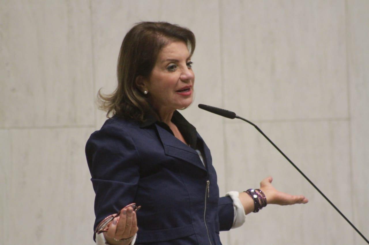 Professora Bebel, sobre a CPI das universidades: Contra a criminalização da USP, Unicamp e Unesp, apresentei voto em separado