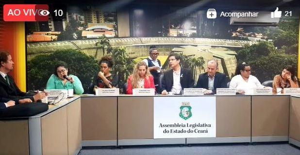 Torturas e castigos nas prisões do Ceará: Veja como foi a audiência; governador não recebeu Comissão da Câmara